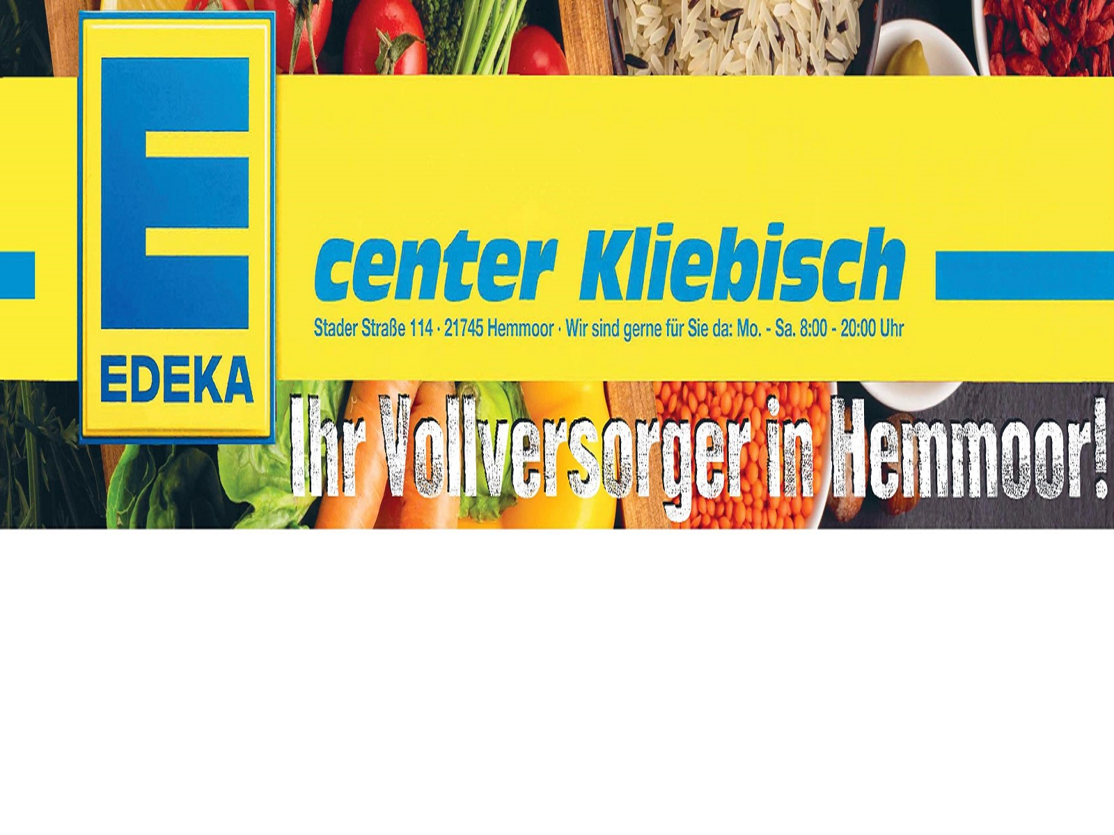 EDEKA Center Kliebisch